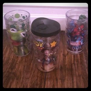 Tervis insulated 10 oz cups